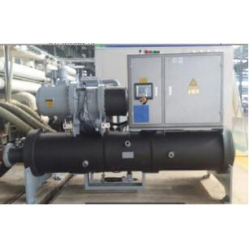 冷水系统设计及管道安装